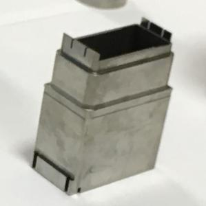 Connector mold insert